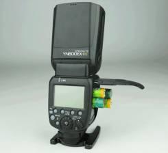 Yn600ex-rt+Аккумуляторы 4шт,2300mah, диффузор canon, (новое, в наличии). Под заказ