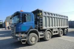 Scania. Р 8х4, 12 000 куб. см., 35 000 кг.
