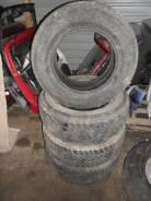 Bridgestone Dueler H/T. Всесезонные, износ: 30%, 4 шт