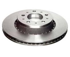 Тормозной диск передний VOLVO 740 760 940 960 5 отверстий Jurid 561470J