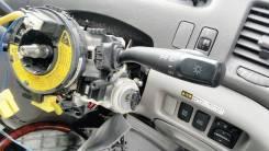 Блок подрулевых переключателей. Toyota Estima, ACR30, ACR40, MCR30, ACR30W, ACR40W, MCR40, MCR30W, MCR40W Двигатели: 2AZFE, IMZFE, 1MZFE