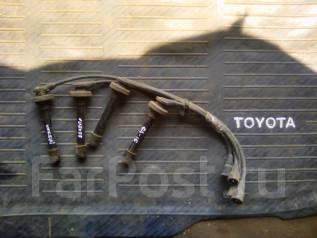 Высоковольтные провода. Nissan Serena, KAJC23 Двигатель GA16DE