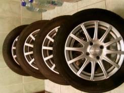Колеса.175/65. R-14. Hankook. Шикарный Новый Комплект - 4шт. на Toyota. x14 4x100.00