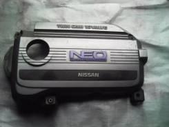 Крышка двигателя. Nissan Sunny, FNB15 Двигатель QG15DE