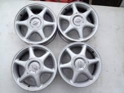 Nissan. 5.5x15, 5x114.30, ET40