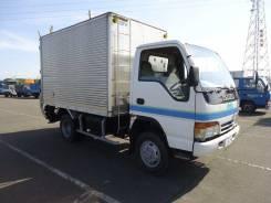 Isuzu Elf. Мостовой Фургон , 4 300 куб. см., 2 997 кг. Под заказ