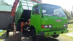Hino Ranger. Продается грузовик с грейферной установкой, 4 009 куб. см., 3 000 кг.