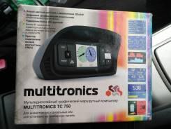 Бортовой компьютер Multitronics TC 750 - 2.4-дюймовый цветной дисплей