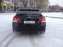 Накладка на бампер. Subaru Legacy, BMM, BMG, BM9 Subaru Legacy B4, BM9, BMG, BMM. Под заказ