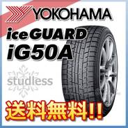 Yokohama Ice Guard IG50. Зимние, без шипов, 2016 год, без износа, 4 шт