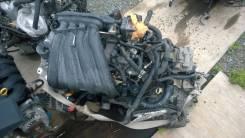 Двигатель в сборе. Nissan Tiida, C11, C11X, NC11, SC11, SC11X Двигатель HR15DE