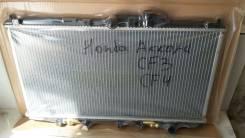 Радиатор охлаждения двигателя. Honda Torneo, E-CF4, E-CF3, E-CF5, LA-CF5, GH-CF5, GF-CF5, GF-CF4, GF-CF3, LA-CL3, CF3, GH-CF3, GH-CF4 Honda Accord, GH...