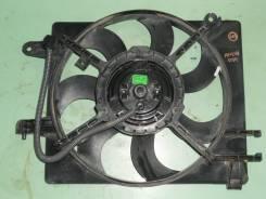 Вентилятор охлаждения радиатора. Daewoo Matiz