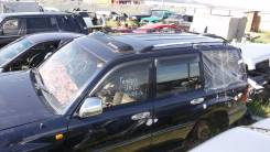 Спойлер на заднее стекло. Toyota Land Cruiser, UZJ100