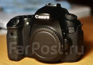 Canon EOS 60D Body. 15 - 19.9 Мп