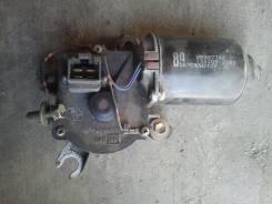 Мотор стеклоочистителя. Mitsubishi Pajero Mini, H58A Двигатели: 4A30, 4A30T