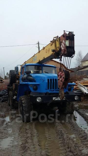 Ивановец КС-35714. Автокран Ивановец 16т, 11 000 куб. см., 16 000 кг., 18 м.