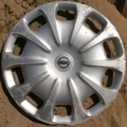 "Колпак колеса Nissan Almera R15 Оригинал. Б/У. Диаметр Диаметр: 15"", 1 шт."
