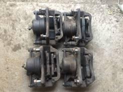 Суппорт тормозной. Toyota Caldina, ST215, AT211G, ST210G, ST215W, ST190, AT211, ST191, ST215G, AT191, ST191G, ST210, AT191G, ST190G Двигатели: 7AFE, 3...