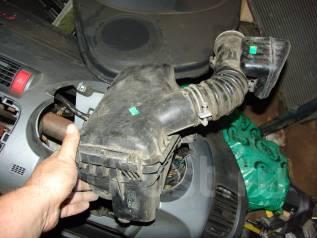 Корпус воздушного фильтра. Toyota Corolla Spacio