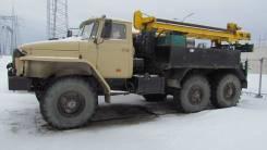 Урал 4320. Продается Буровая установка ПБУ-2 на базе шасси УРАЛ-4320, 14 860 куб. см.