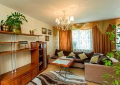 3-комнатная, улица Адмирала Кузнецова 92. 64, 71 микрорайоны, 70 кв.м. Комната