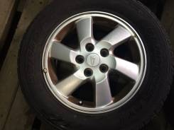 Daihatsu. 6.0x16, 5x114.30, ET50, ЦО 64,0мм.