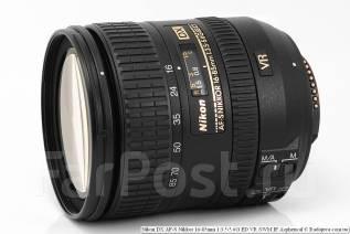 Продам Обьектив Nikon Nikkor DX AF-S16-85mm F/3.5-5.6G во Владивостоке. Для Nikon F, диаметр фильтра 67 мм. Под заказ