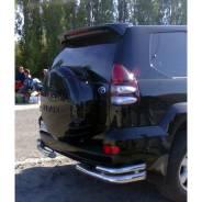 Спойлер. Toyota Land Cruiser Prado, GRJ120, GRJ120W