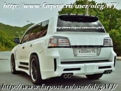 Стоп-сигнал. Lexus LX570, URJ201, SUV, URJ201W Двигатель 3URFE