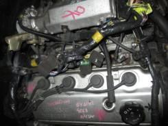 Двигатель в сборе. Mitsubishi Chariot, N33W, N43W, CU2W Mitsubishi Airtrek, CU2W Двигатель 4G63