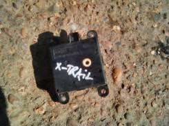 Сервопривод заслонок печки. Nissan X-Trail, NT30 Двигатель QR20DE