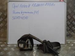 Ремень безопасности. Opel Astra