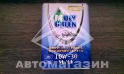 Moly Green. Вязкость 10W-30, минеральное