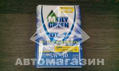 Moly Green. Вязкость 5W-30, полусинтетическое