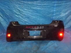Бампер. Toyota Porte, NNP10