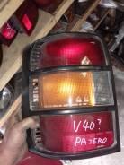 Стоп-сигнал. Mitsubishi Pajero, V44WG