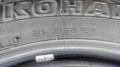 Yokohama Geolandar A/T G012. Всесезонные, 2013 год, износ: 40%, 2 шт