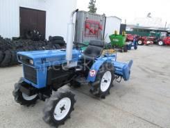 Iseki. Японский трактор TX1410F, 14 л.с.
