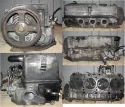 Головка блока цилиндров. Mitsubishi Libero Двигатель 4D68T