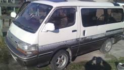 Toyota Hiace. LH100, 2LTE