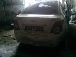 Chevrolet Aveo. T300 2012г 1,6 МКПП г ОМСК документы