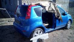 Nissan Note. E11E, CR14DE HR16DE K9K