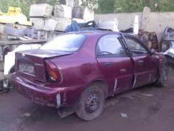 "Chevrolet Lanos. Документы 2008г ""вишневый"""