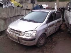 "Hyundai Getz. Документы на 2004г ""серебристый"""