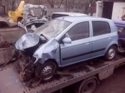 "Hyundai Getz. Документы 2007г ""голубой"" г ОМСК"
