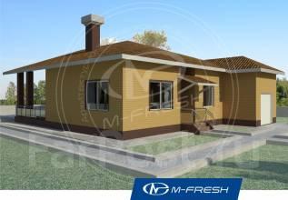 M-fresh Little house. 100-200 кв. м., 1 этаж, 3 комнаты, бетон