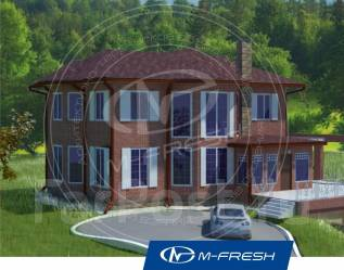 M-fresh Jennyfer. 300-400 кв. м., 2 этажа, 5 комнат, кирпич