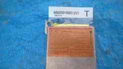 Блок управления airbag. Nissan Teana, J31, TNJ31, PJ31 Двигатели: QR25DE, VQ35DE, VQ23DE, QR20DE, VQ35DE NEO, QR25DE NEO