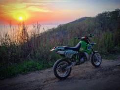 Kawasaki KDX. исправен, птс, с пробегом